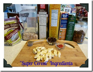 super cereal ingredients