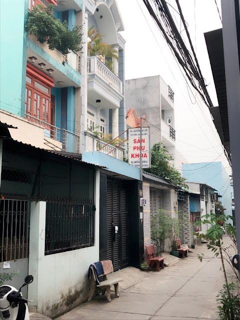 Bán nhà hẻm xe ba bánh 1 sẹc Mã Lò Bình Hưng Hòa A Bình Tân