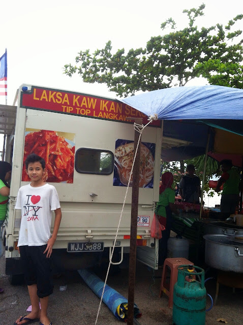 Cuti-cuti Pulau Langkawi