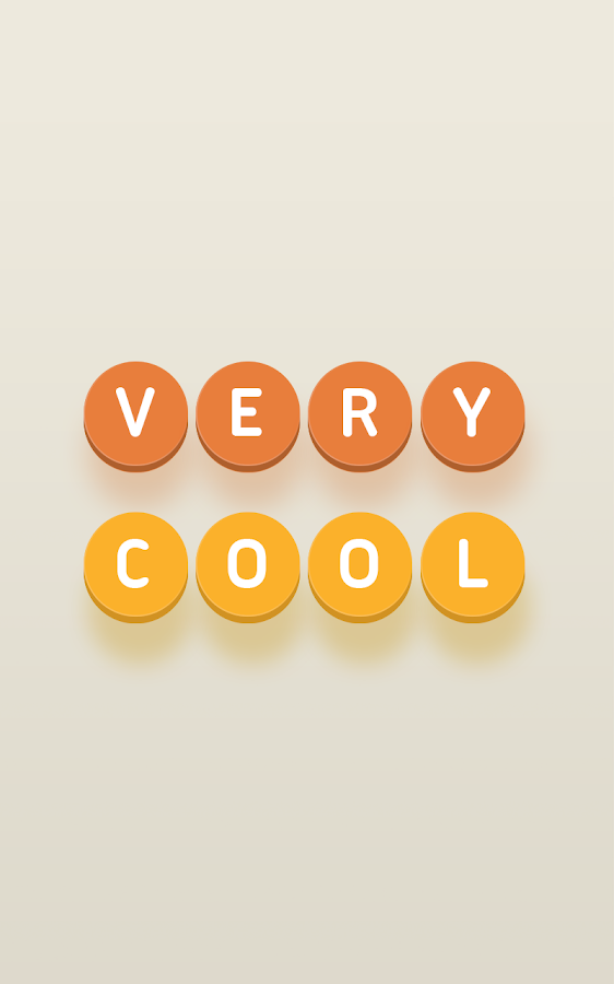 make words out of letters given app