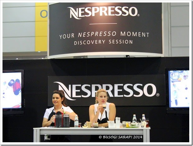 Good Food and Wine Show 2014 - Nespresso © BUSOG! SARAP! 2014