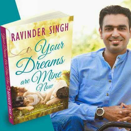 ravinder-singh-your-dreams-are-mine-now-authorsown-launch-2014-marketing-delhi