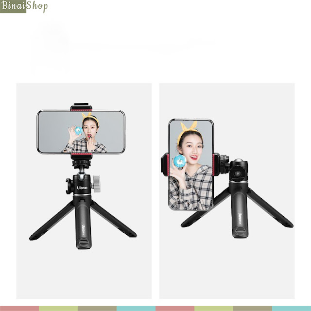 Ulanzi U-Vlog Lite - Tripod Cho Máy Ảnh