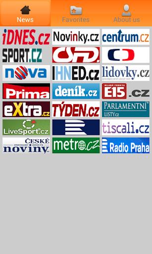Česká tisková - České Noviny