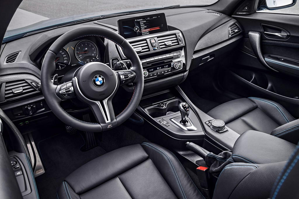 Xe BMW M2 Coupe thế hệ mới 05