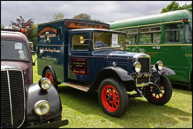 1930 Morris Commerical One Ton