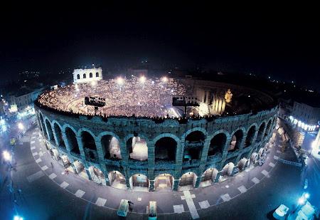Obiective turistice Italia: Verona Arena