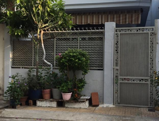 Bán nhà cấp 4 Mặt Tiền Phan Chu Chinh quận Tân Phú.01