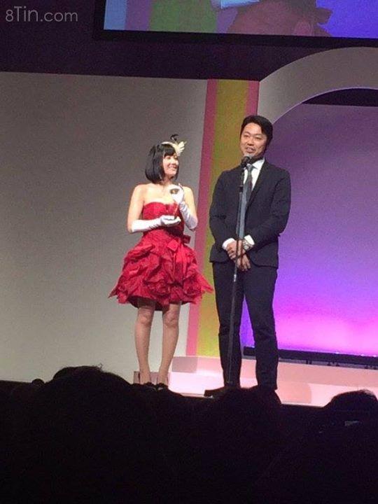 Giải truyền thông của FLASH: Matsuoka China
