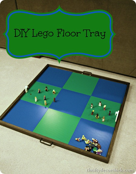 lego tray for floor