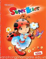 Tập học sinh Vĩnh Tiến VIBOOK  Superkids