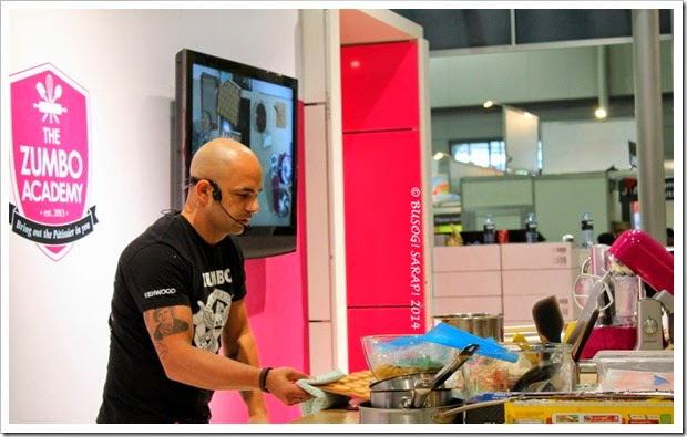 Good Food and Wine Show 2014 - The Zumbo Academy © BUSOG! SARAP! 2014