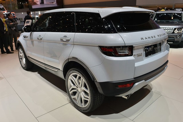 Xe Range Rover Evoque siêu tiết kiệm nhiên liệu 07