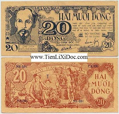 20 Đồng Cụ Hồ 1948