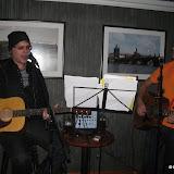 Markus Hämäläinen & George Rigby @ Vltava 7.3.2012