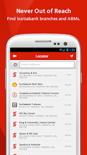 Scotiabank Mobile Banking - screenshot thumbnail