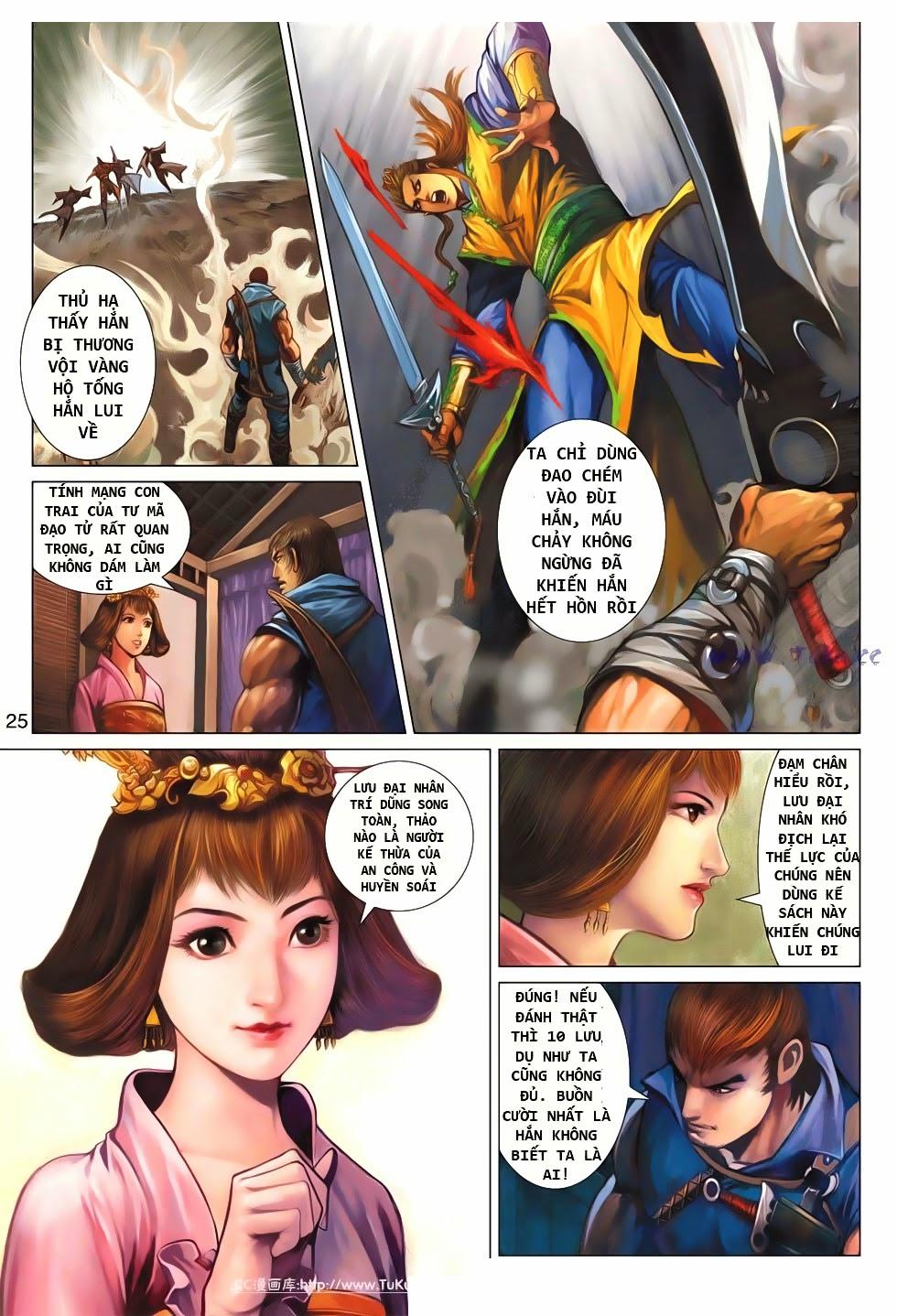 Biên Hoang Truyền Thuyết Chap 053