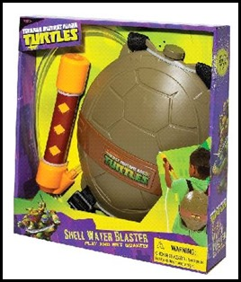 TMNT Shell Water Blaster