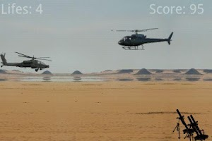 Screenshot of Helicopter Attack:Midnight Sun