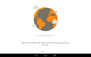 Screenshot of Learn Swedish with Babbel