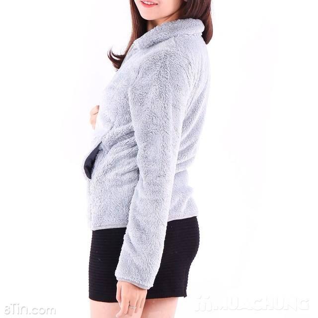 Áo lông cừu mẫu mã Uniqlo xuất Nhật chỉ 249.000đ các nàng ơi