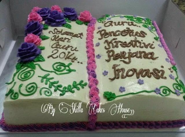 Shilla Birthday Cake Order