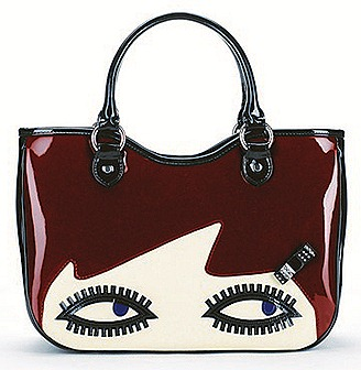 Lulu Guinness Fall Winter 2011 2012 doll face wonder