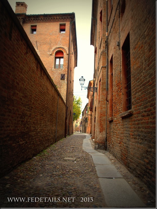 Via Colomba, Ferrara, Emilia Romagna, Italy - Property and Copyrights of FEdetails.net