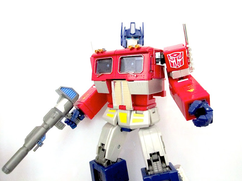 Optimus prime MP1