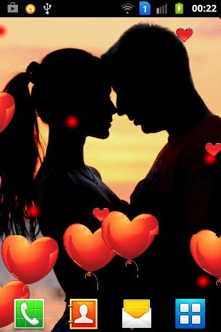 Love Heart Live Wallpaper