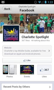 Charlotte Spotlight - screenshot thumbnail