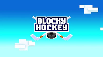 Blocky Hockey is OUT NOW Hit the ice and light the lamp
