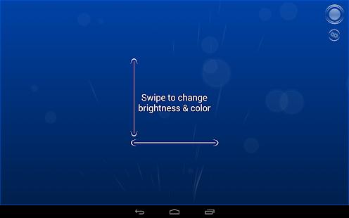 TF: 顏色 意境照明