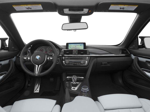 Nội thất xe BMW M4 Convertible 01