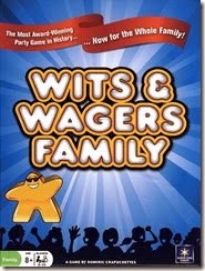 best family board games - wits and wagers