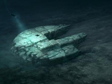 ufo mar baltico