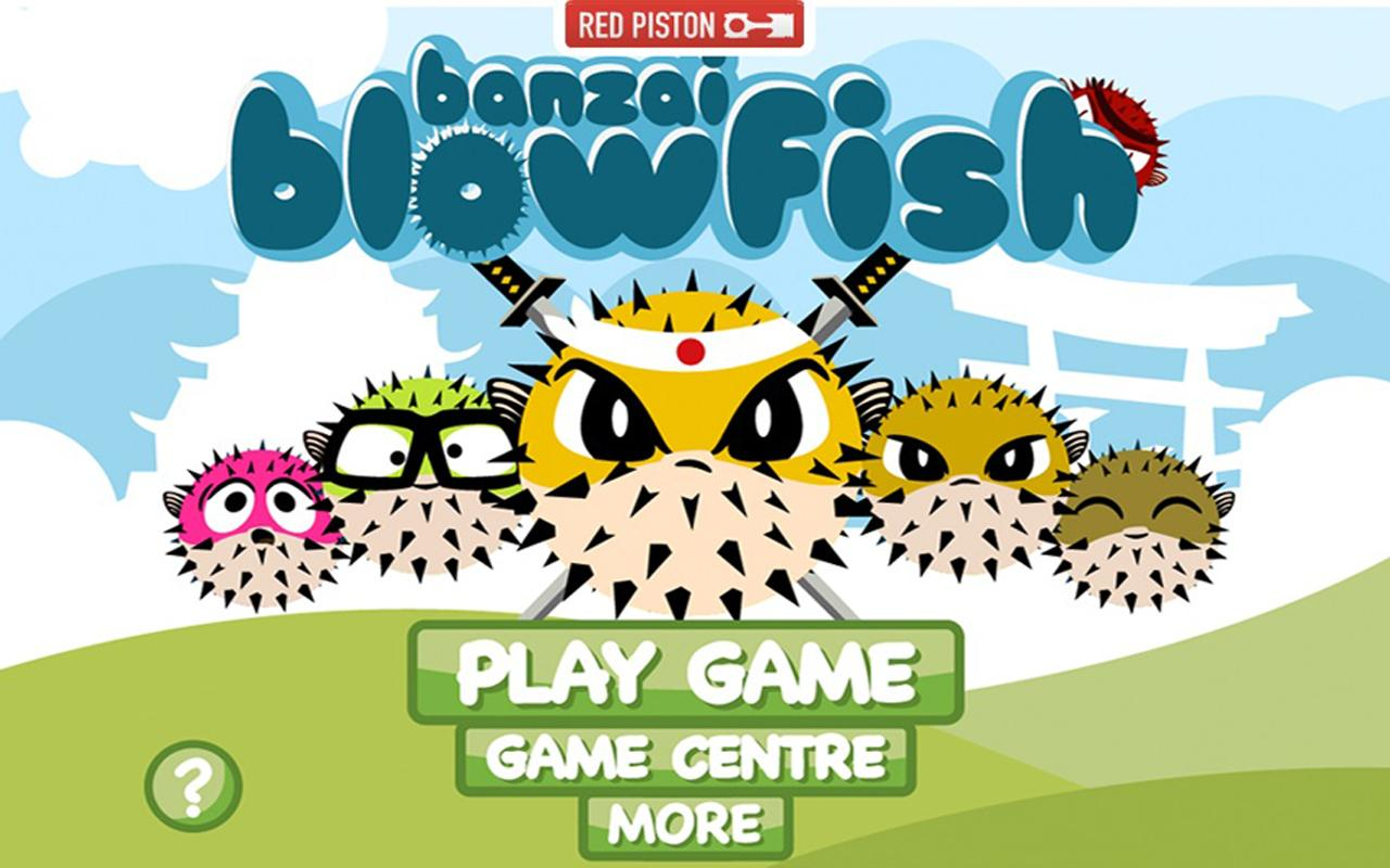 Banzai Blowfish - screenshot