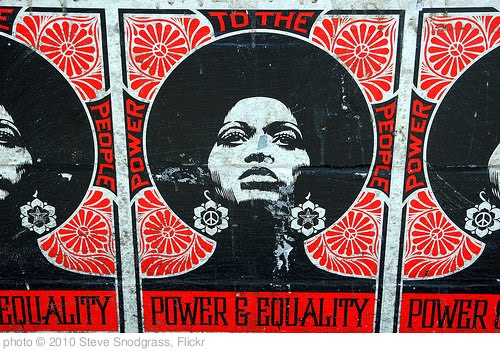'Power & Equality' photo (c) 2010, Steve Snodgrass - license: http://creativecommons.org/licenses/by/2.0/