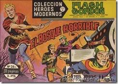 P00027 - Heroes Modernos Serie B