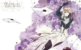 Khu Vườn màu Tím  Violet Evergarden