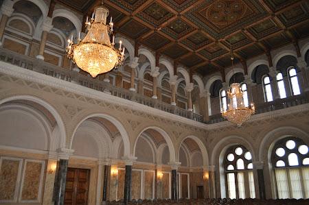 Ziua Nationala a Romaniei: Sala Unirii Cernauti