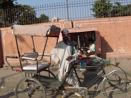 Transport India: ciclo ricsa