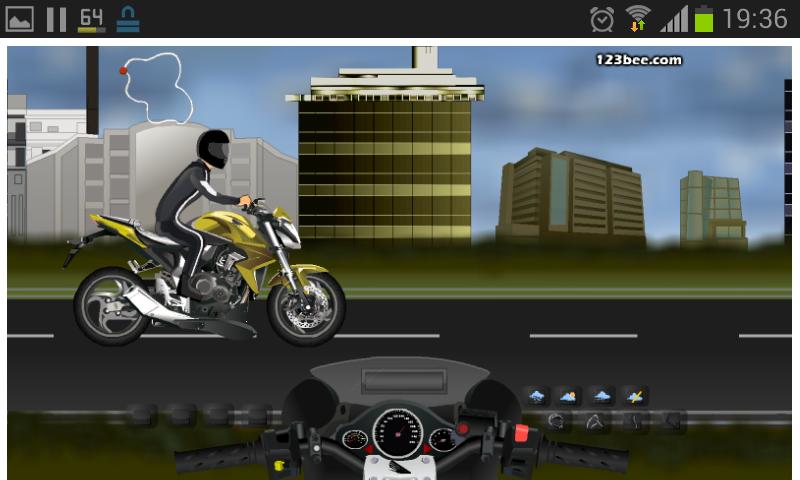 Jogos de Moto - screenshot