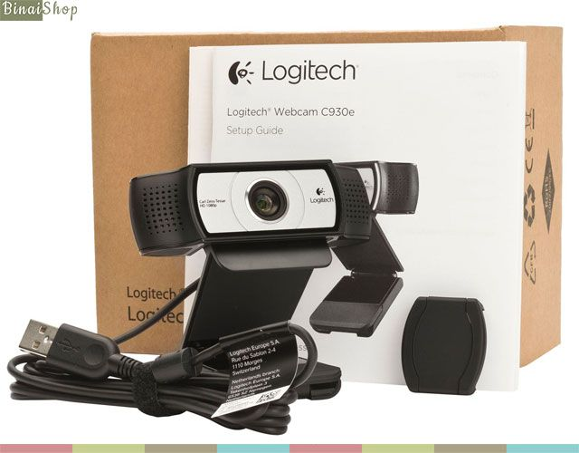 Logitech C930E