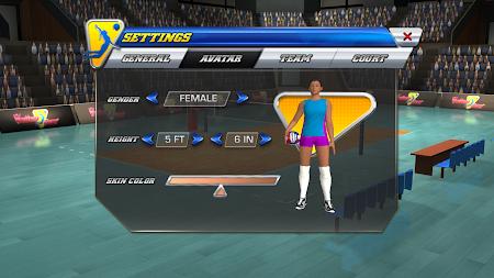 VolleySim: Visualize the Game 1.11 screenshot 715571