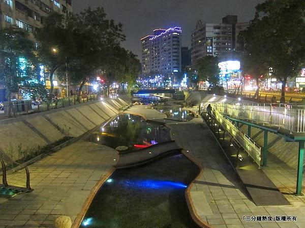 中港大排夜景1