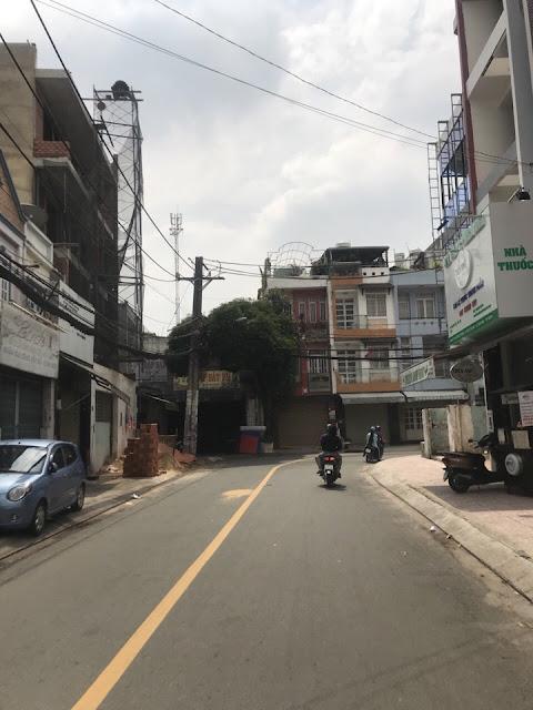 Bán nhà Mặt Tiền Trịnh Đình Trọng Quận Tân Phú, 4x17m, 3 lầu, 7,990 tỷ
