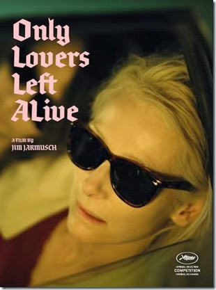only lovers left alive poster3