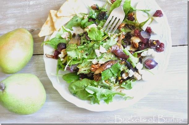 Green Well Salad 1