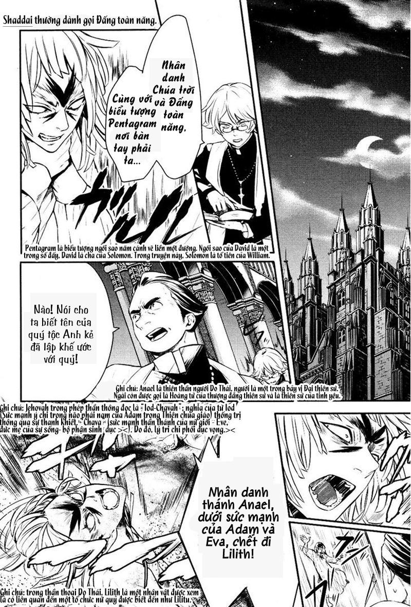 Makai Ouji: Devils and Realist Chap 015